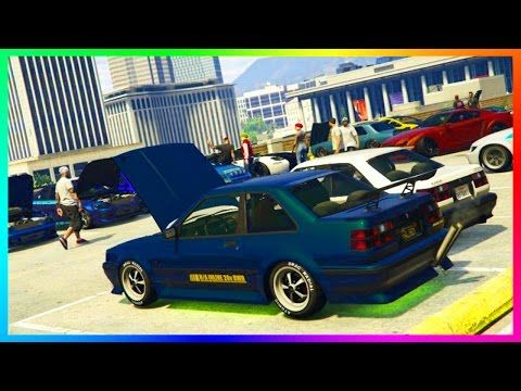 Cool GTA ONLINE TUNERS OUTLAWS FREEMODE SPECIAL FASTEST NEED - Cool cars gta online