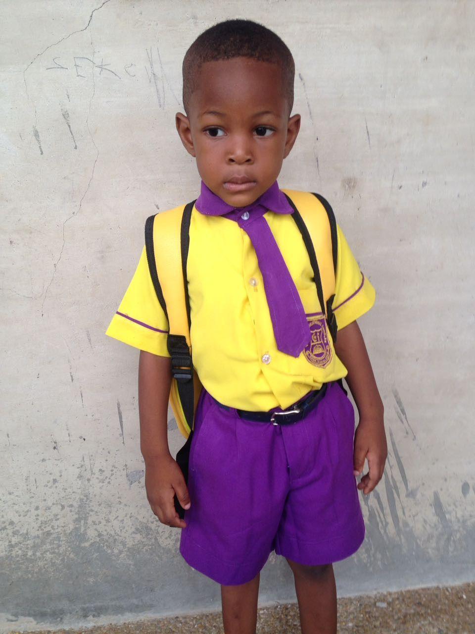 Fashion School In Kumasi School Style