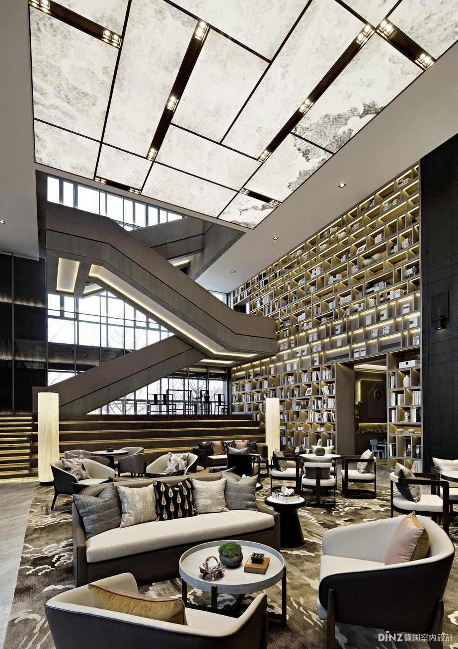 Pin Julie Lobby Interior Hotel Design