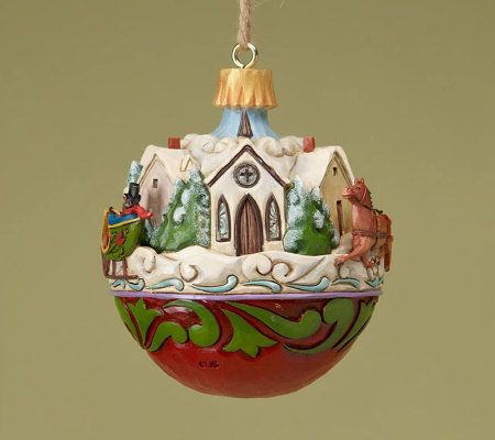 Pin On Jim Shore Misc Ornament Collection