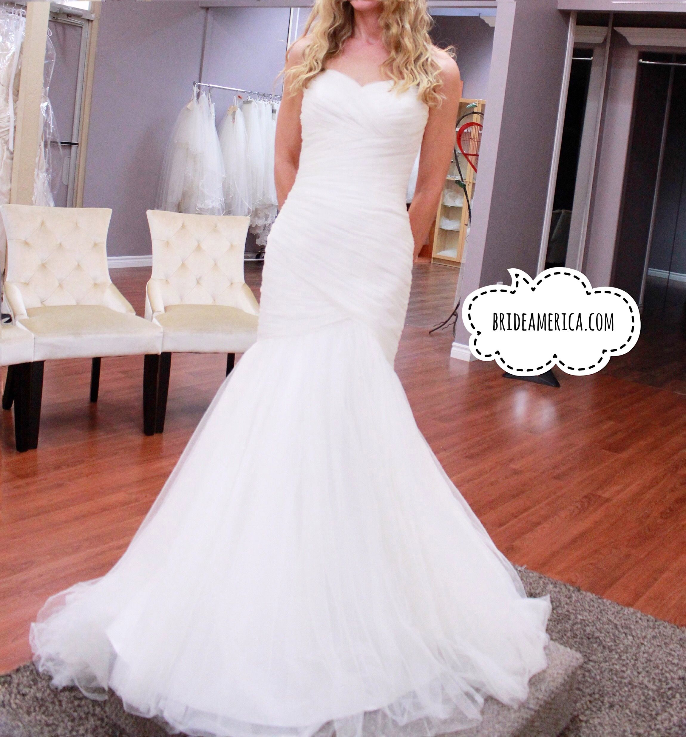 Wedding Dress at Bridal and Veil in San Diego, California. | Wedding ...