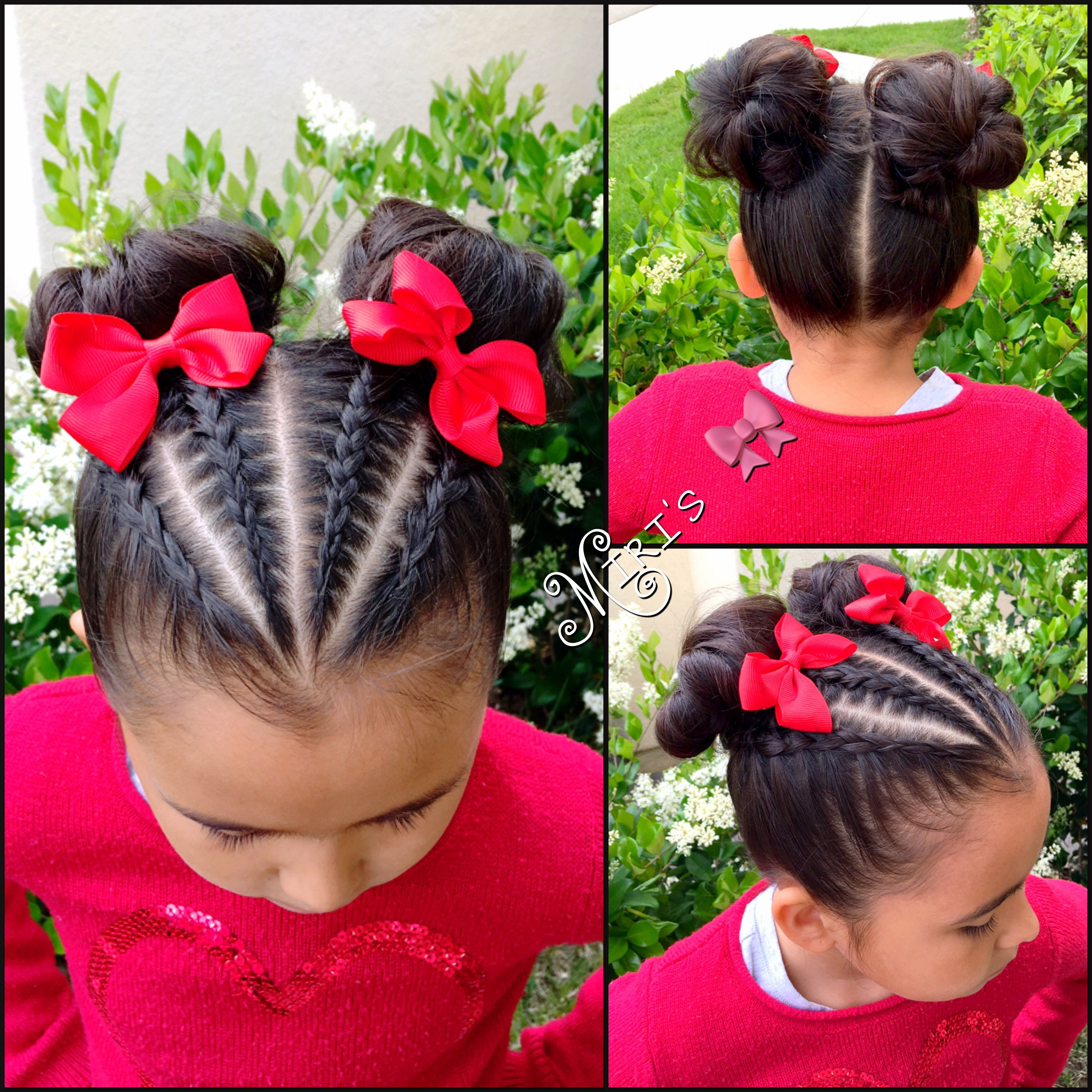Coiffure Afro école Hair Style For Little Girls Hair Pinterest Coiffure