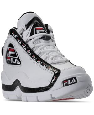 FILA BOYS GRANT HILL 2 REPEAT BASKETBALL SNEAKERS FROM