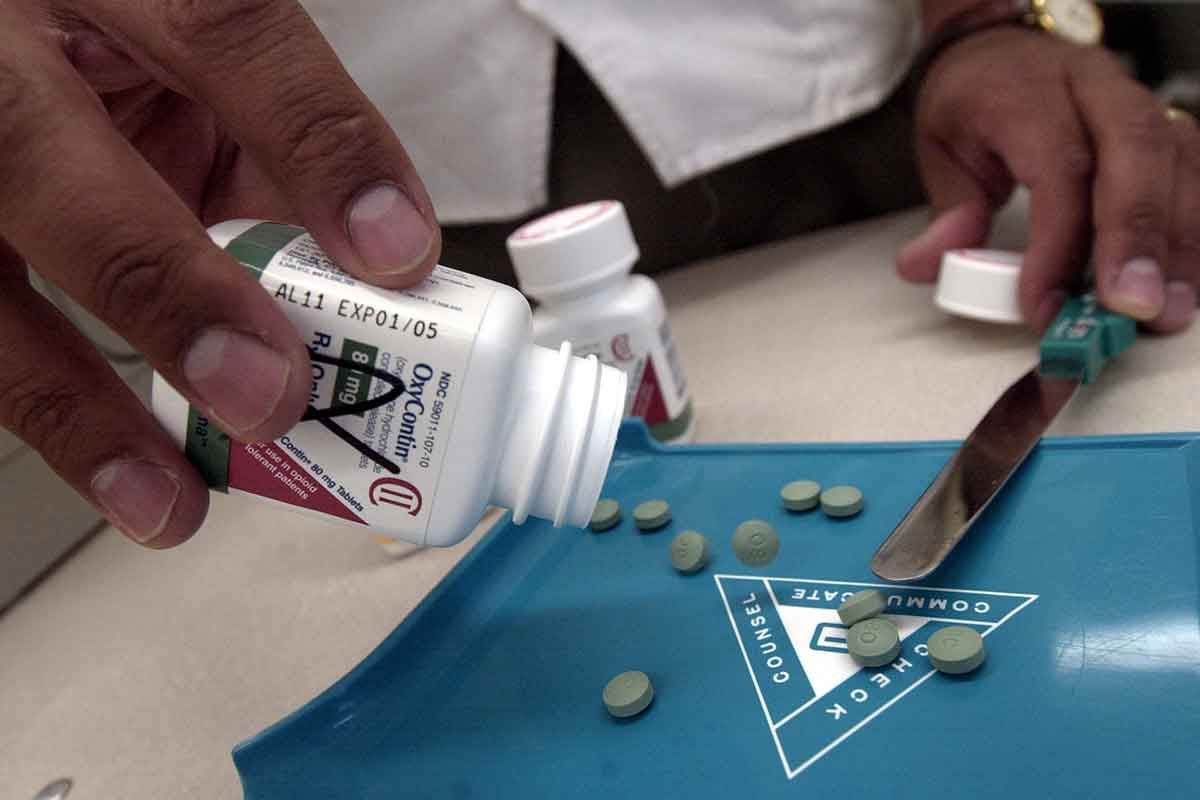 US could be set to tackle opioid painkiller epidemic at last