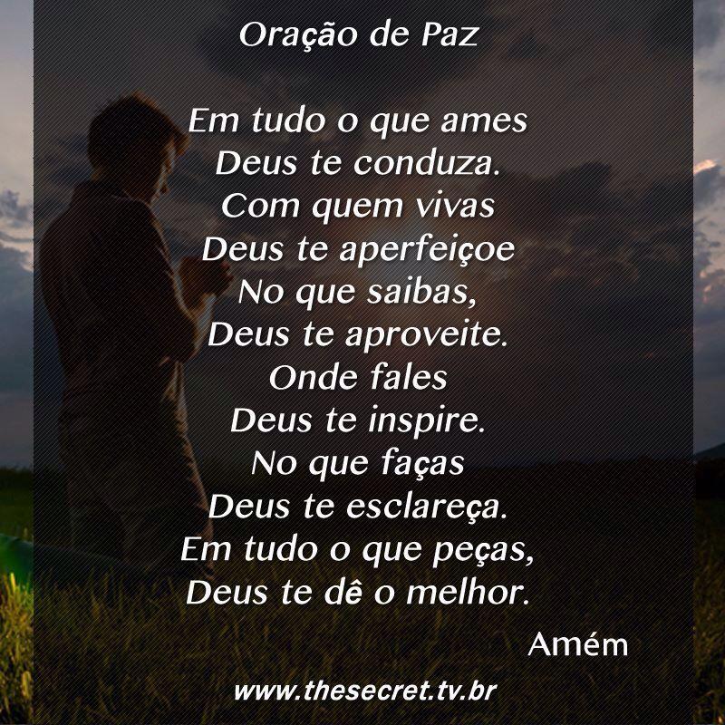 Oração de Paz