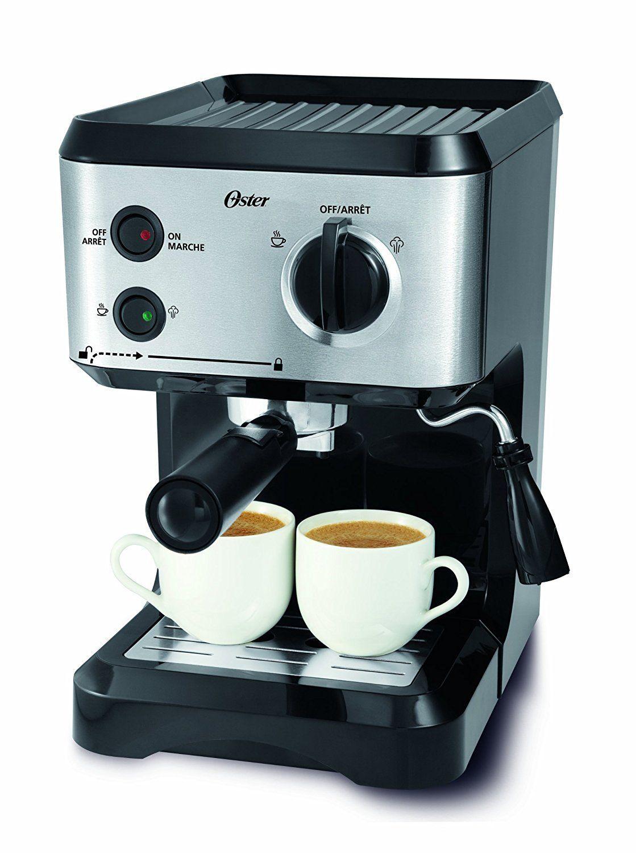 Oster BVSTECMP55 Cappuccino Maker Medium Black Read