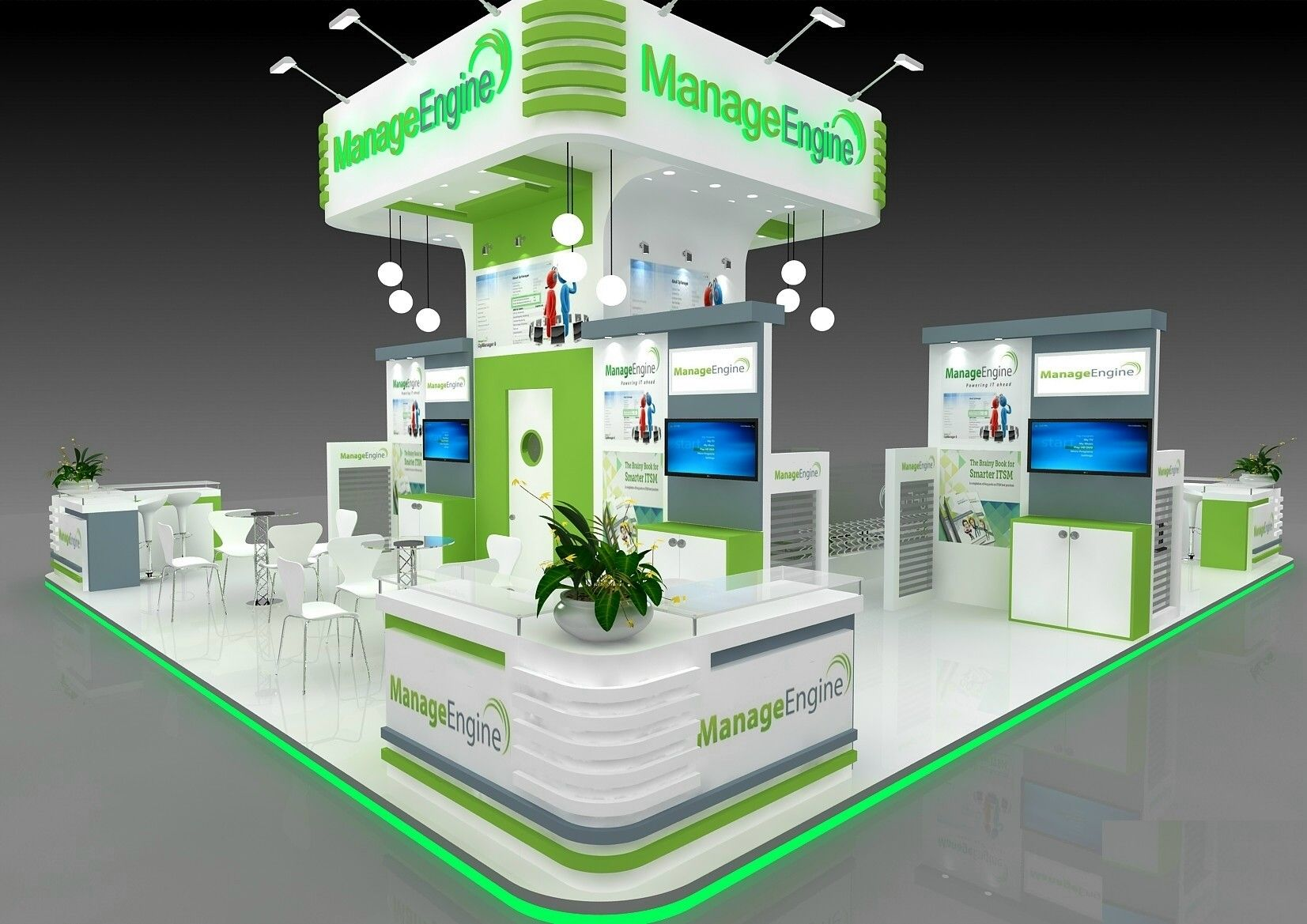 D Exhibition Booth Model : Trade show booth design tradeshow exhibit ideas banner graphics