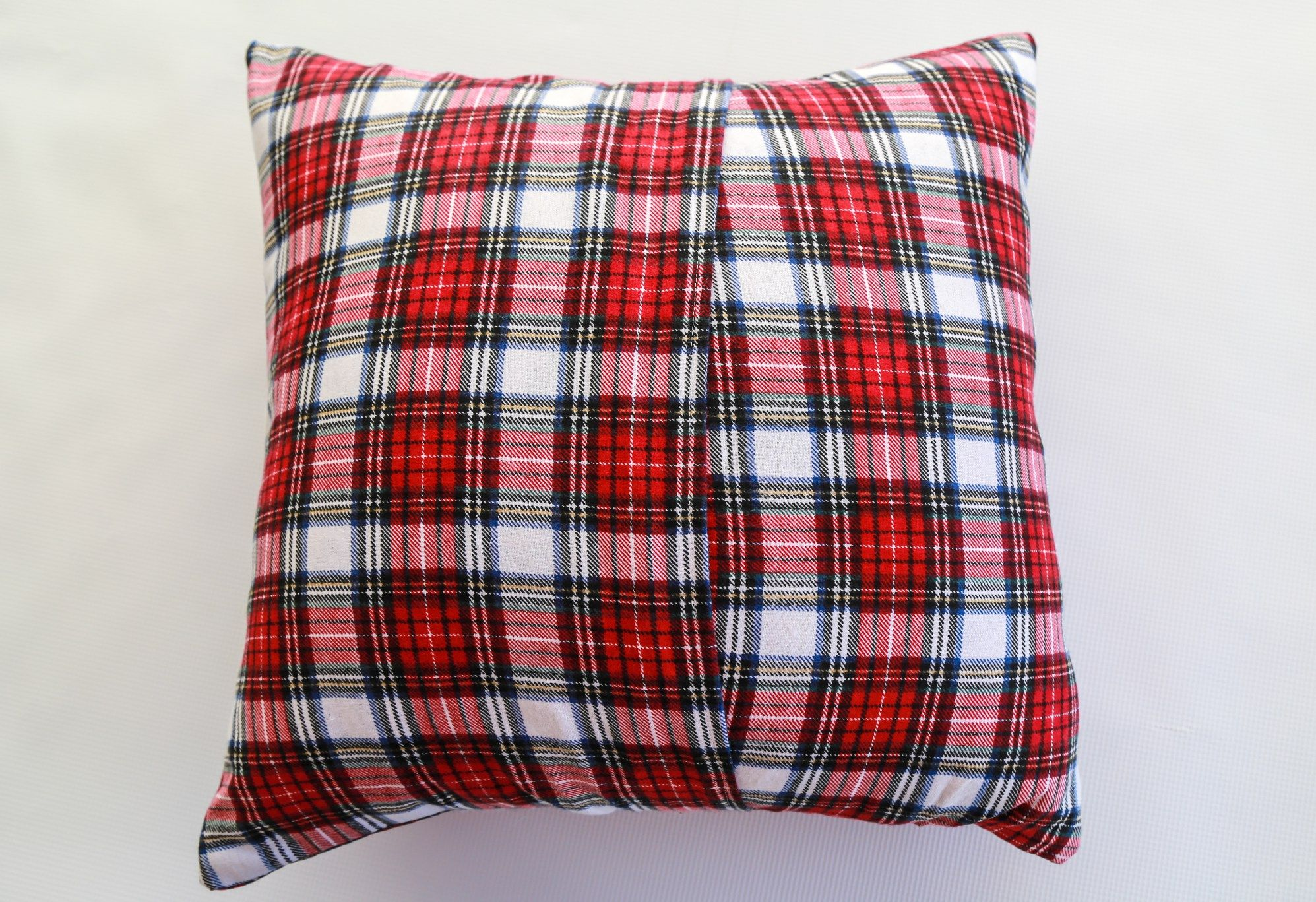 How to make winterholiday pillow slipcovers tutorial sewing