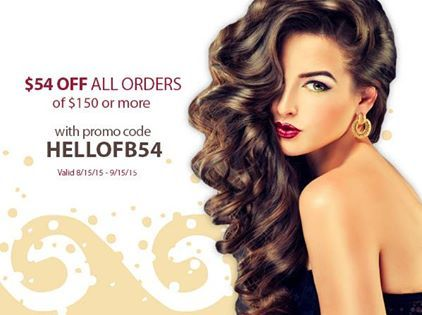 Waves aren't just for the beach. Say Good-Bye to Summer and Hello to Savings! $54 OFF ALL ORDERS OF $150+ with PROMO CODE- HELLOFB54 #hairextensions #SOCAP #allnatural Shop now: www.socaporiginalusa.com   #socap #sobehair #hair #extensions #hairextensions #love #beauty #classic #longhair #long #brunette #blonde #black #edgy #gorgeous #women #style #trend #hairandmakeup #stylist #haircut #fashion #highlights #blowdry #straight #curly #wavy #bangs #ombre #inspiration #haircolor #color #people