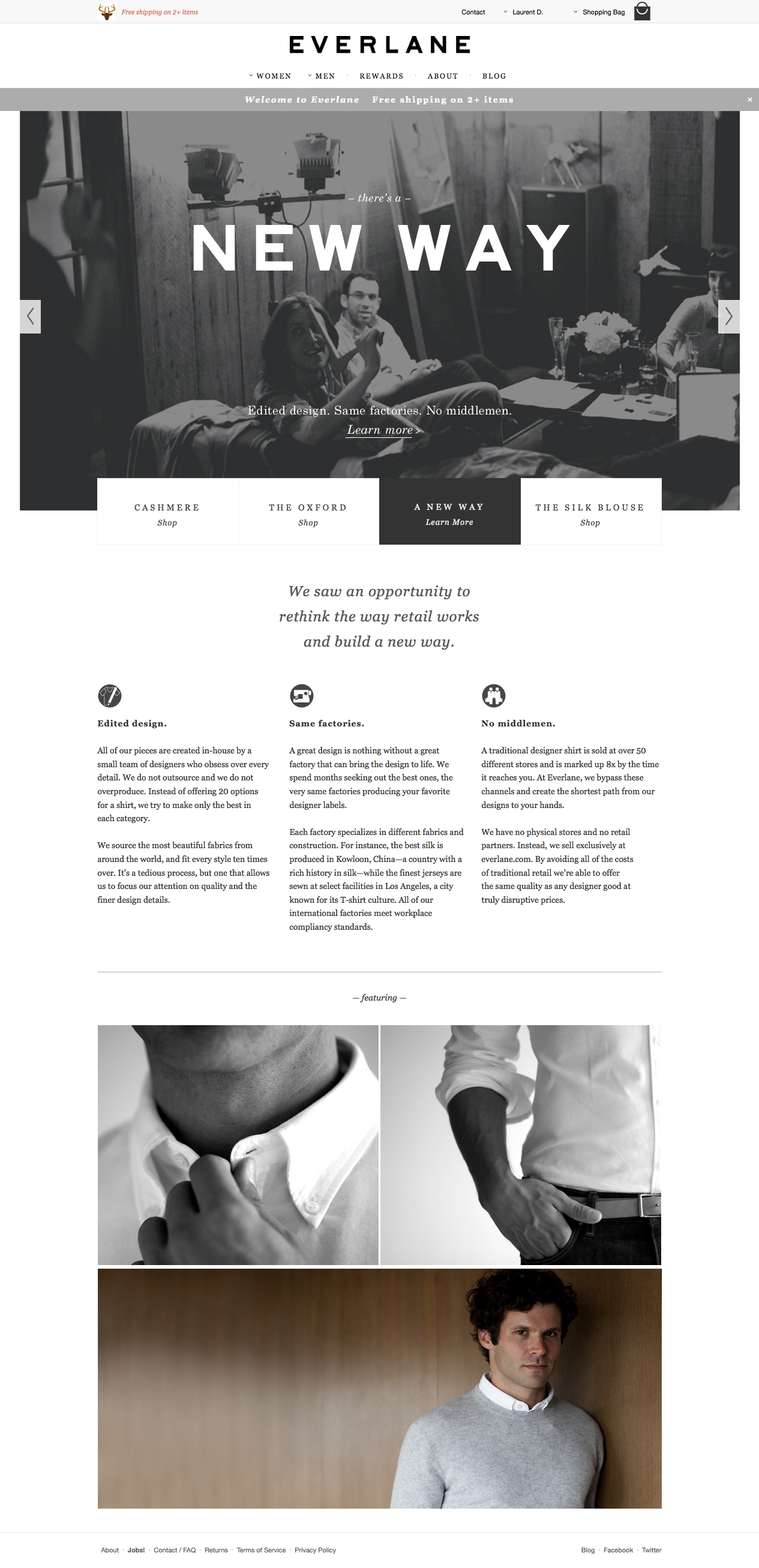 I Think This Webdesign Is Perfect To People That Share Information About Philosophy Sociology Or Merely W Web Design Web Design Gallery Web Design Inspiration