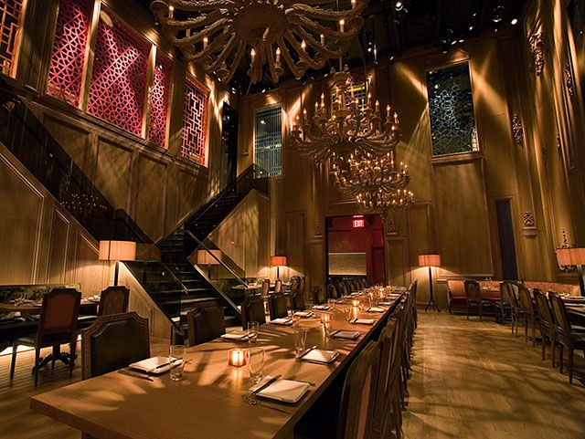 Sex and the city restaurants new york