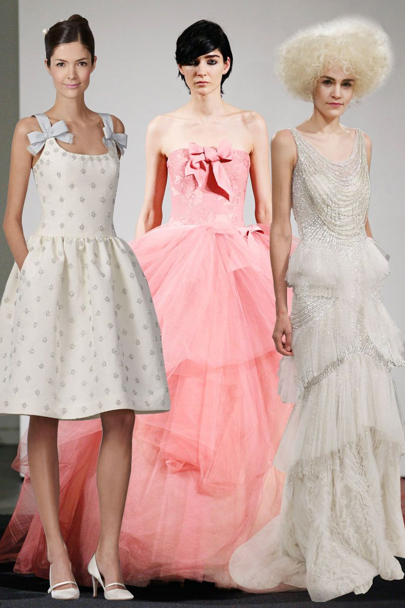 20 Pin-Worthy New Bridal Looks Straight From the Fall Runways ...