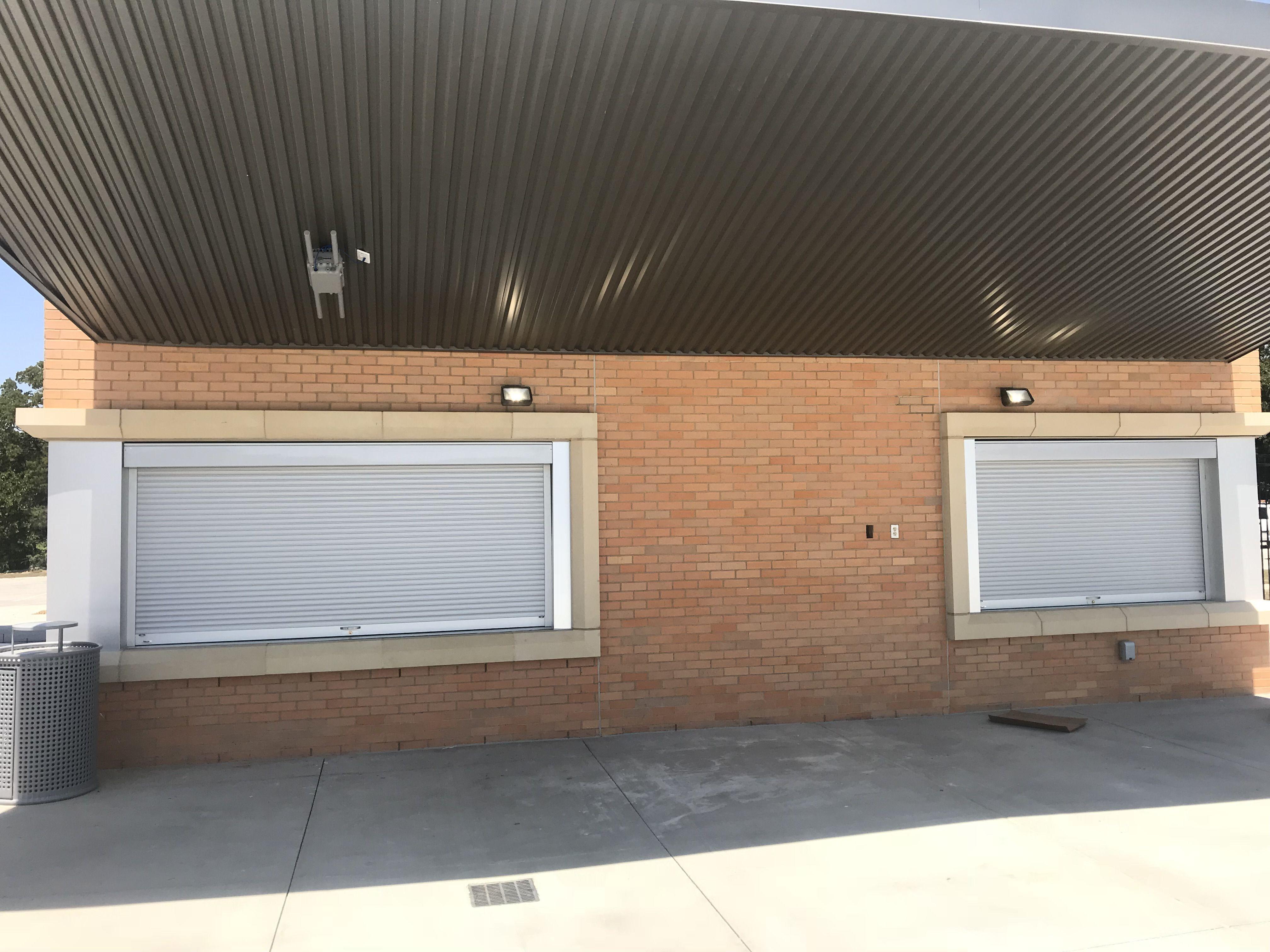 Great installation of rollok security shutters rollok is