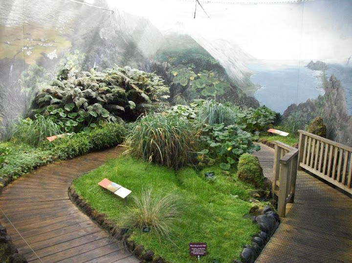 Antarctic Garden Hobart Bg Botanical Garden Wikipedia The