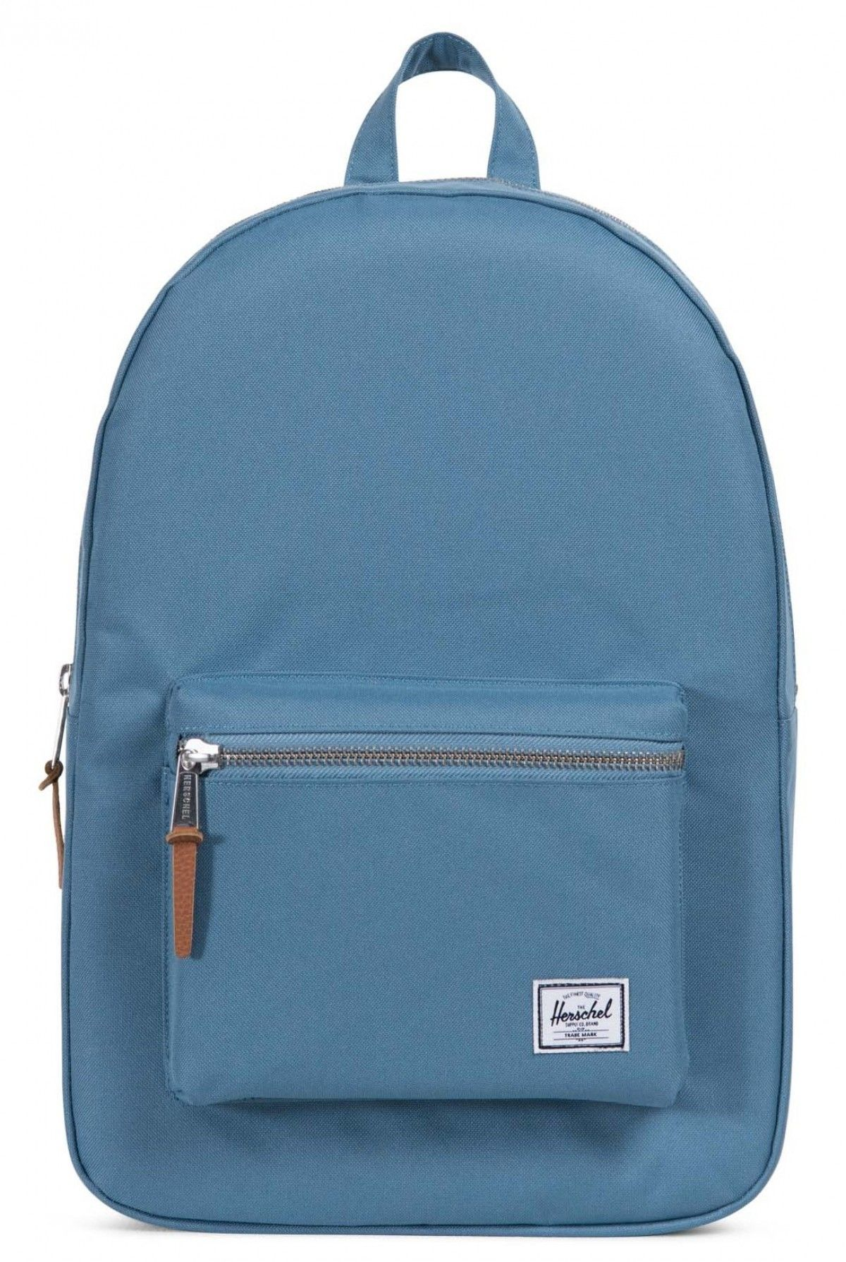 56ccf9a2bd Herschel Settlement Backpack 600D Poly Aegean Blue