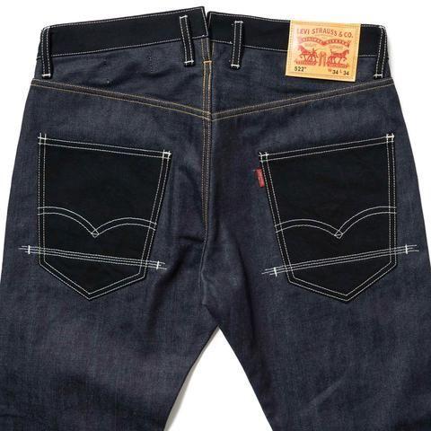 Junya Watanabe MAN eYe x Levi's Cotton Denim Pants