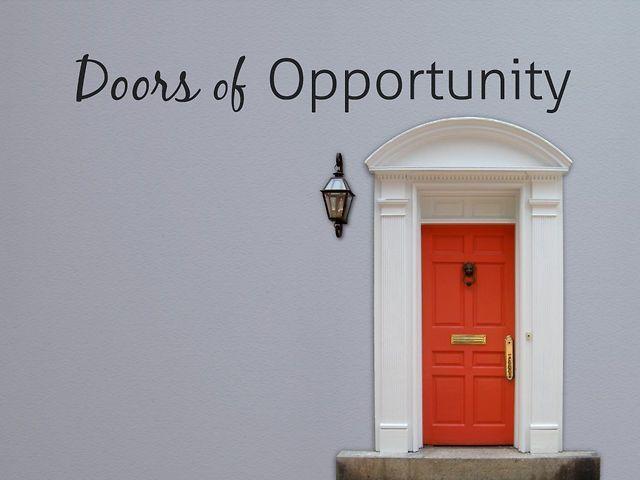 Doors Of Opportunity Quotes Quotesgram Opening Doors Pinterest