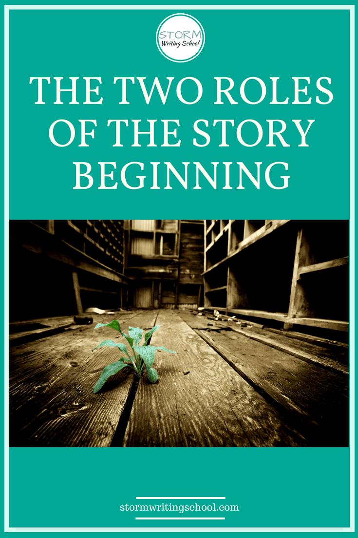 One writer beginnings essay