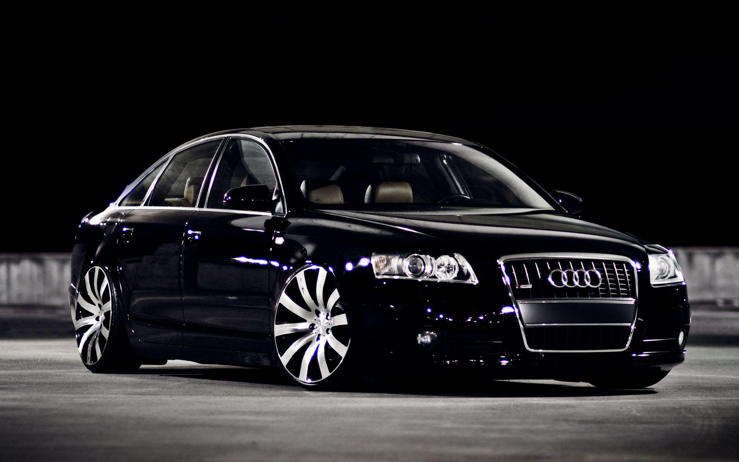 Cool Hd Audi Wallpapers For Free Download Black Audi Audi Cars Audi A6