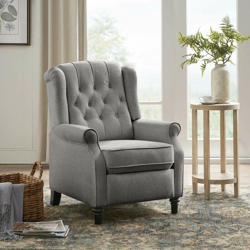 Lysia Manual Recliner Best Recliner Chair Recliner Chair