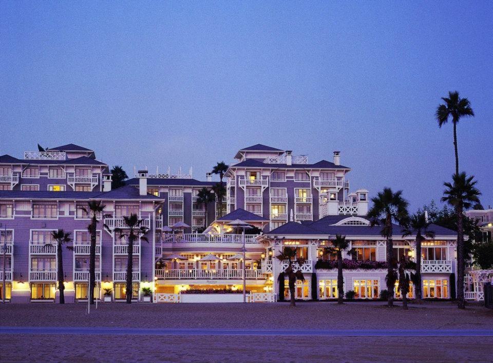 Shutters on the Beach in Santa Monica...
