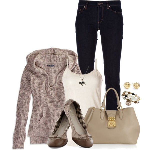 Comfy Weekend Wear, created by angelysty on Polyvore