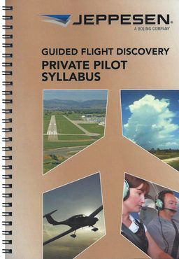 Guided Flight Discovery Private Pilot Syllabus