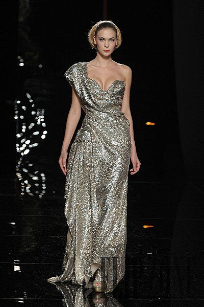 c09ffb8ba Abed Mahfouz Spring-summer 2010 - Couture | 0 My Style - Fit for a ...