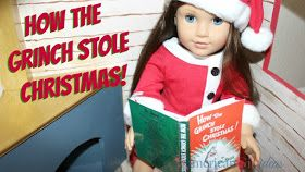 Holiday Printables for 18 Dolls #americangirldollcrafts
