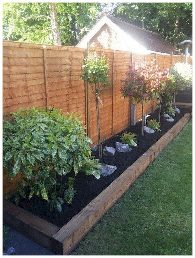 53 Affordable Frontyard And Backyard Garden Landscaping Ideas Page 10 Of 53 Small Backyard Landscaping Backyard Landscaping Designs Backyard Garden Design