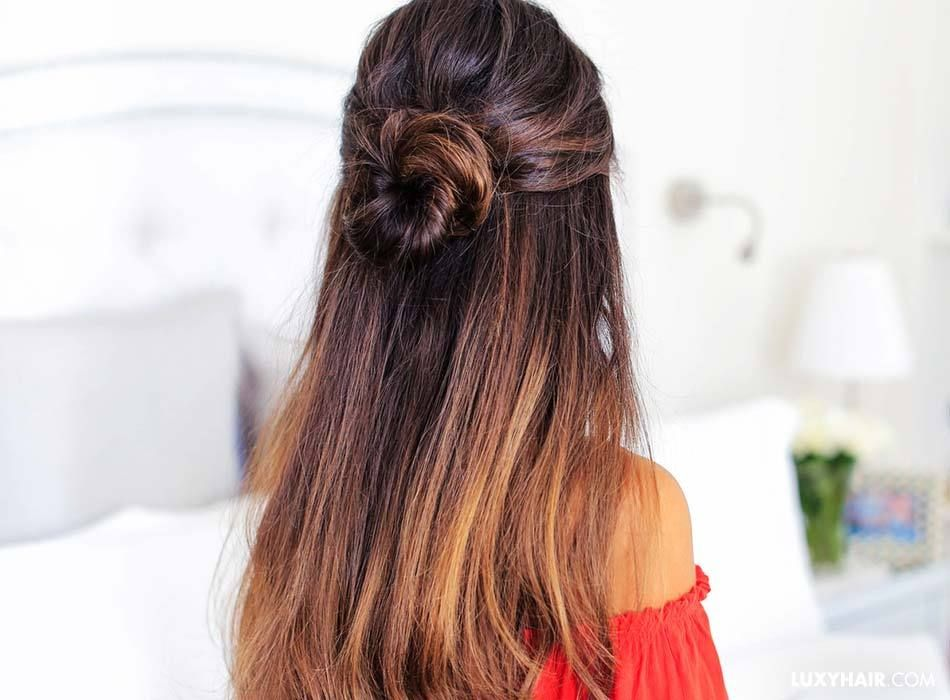 3 Lazy Hairstyles For Lazy Days Lazy Day Hairstyles Lazy Hairstyles Hair Styles