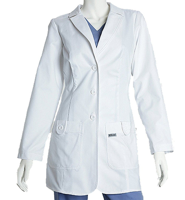 Grey's Anatomy Women's 32 Inch Two Pocket