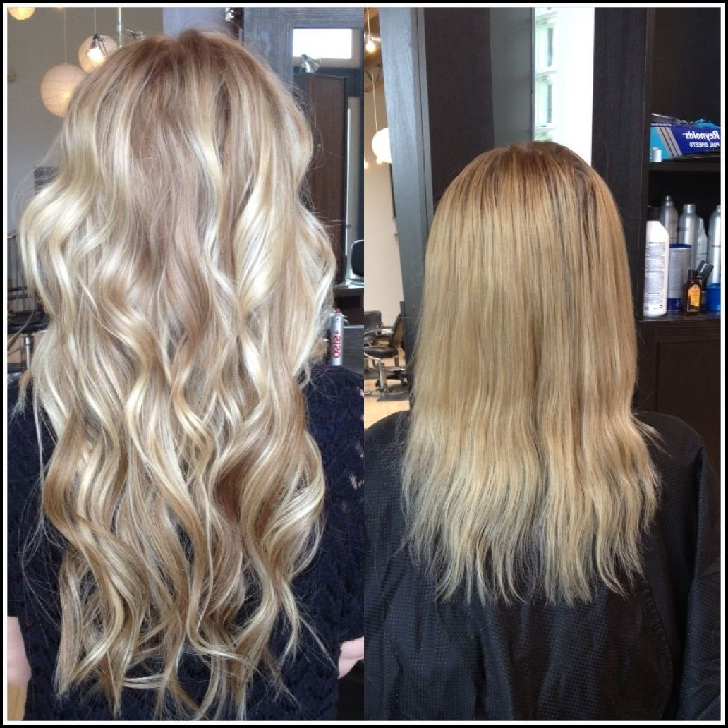 How To Take Care Of Hair Extensions Good Tips For Brushing Out