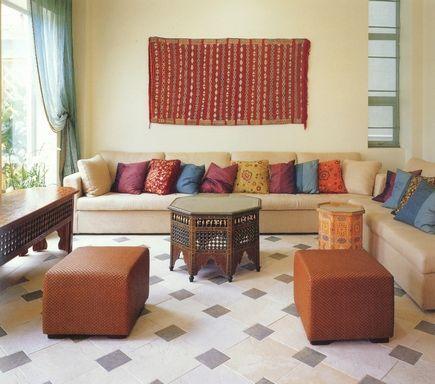 Indian Home Decor On Interior Designs Ideas
