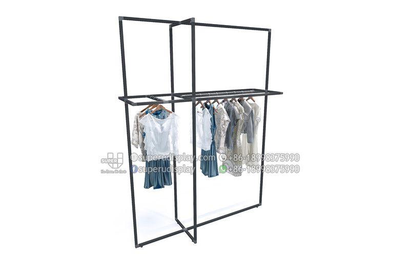 Custom Wall Stand Modular Retail Wall Clothing Racks For Retail Shop Store Display Design Manufacturer S Wall Clothing Rack Store Display Design Clothing Rack