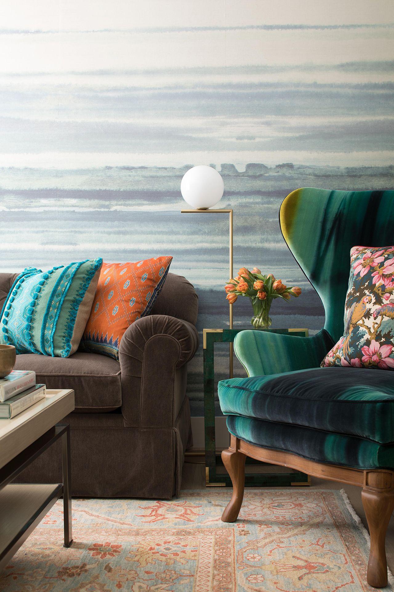 17 Stunning Ways To Decorate With A Brown Sofa Brown Sofa Li