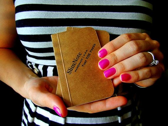 3 Month AA Chip Blank Lined Notebook Journal or Diary