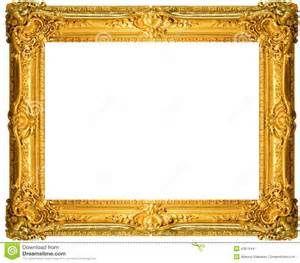 Vintage Picture Frame Clip Art Vintage Picture Frames Antique Frames Frame