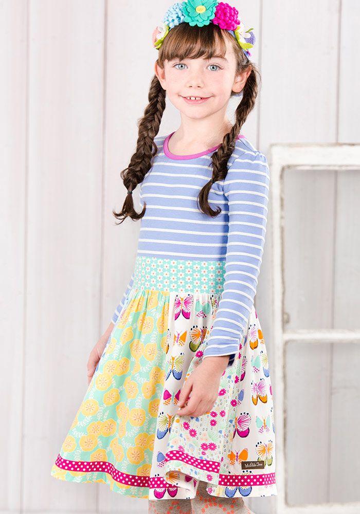 5bfc14fe1fe Whatever the Weather Dress - Matilda Jane Clothing