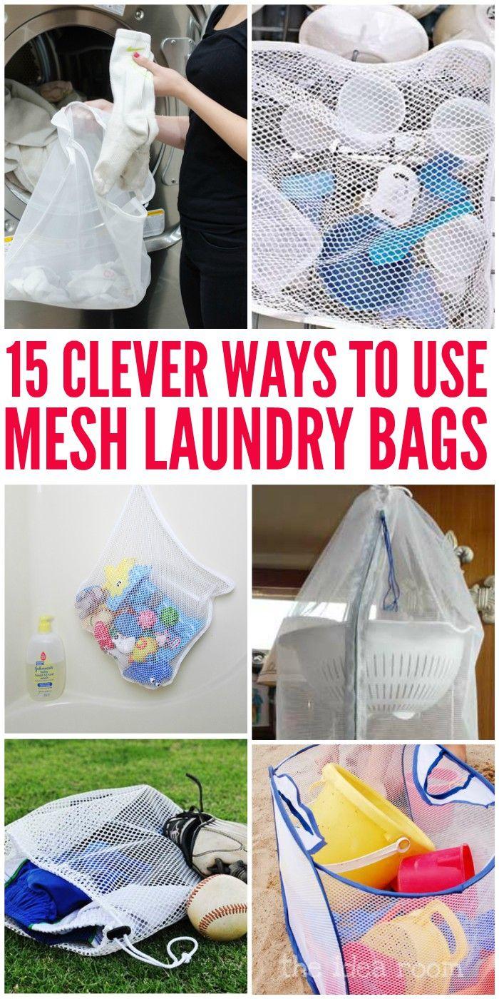 Laundry Mesh Bags