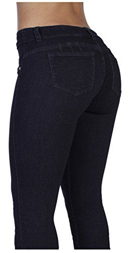 f55ee5bb2af3 Price 39  Curvify 600 Premium Women s Classic Butt Lift Skinny Jean ...
