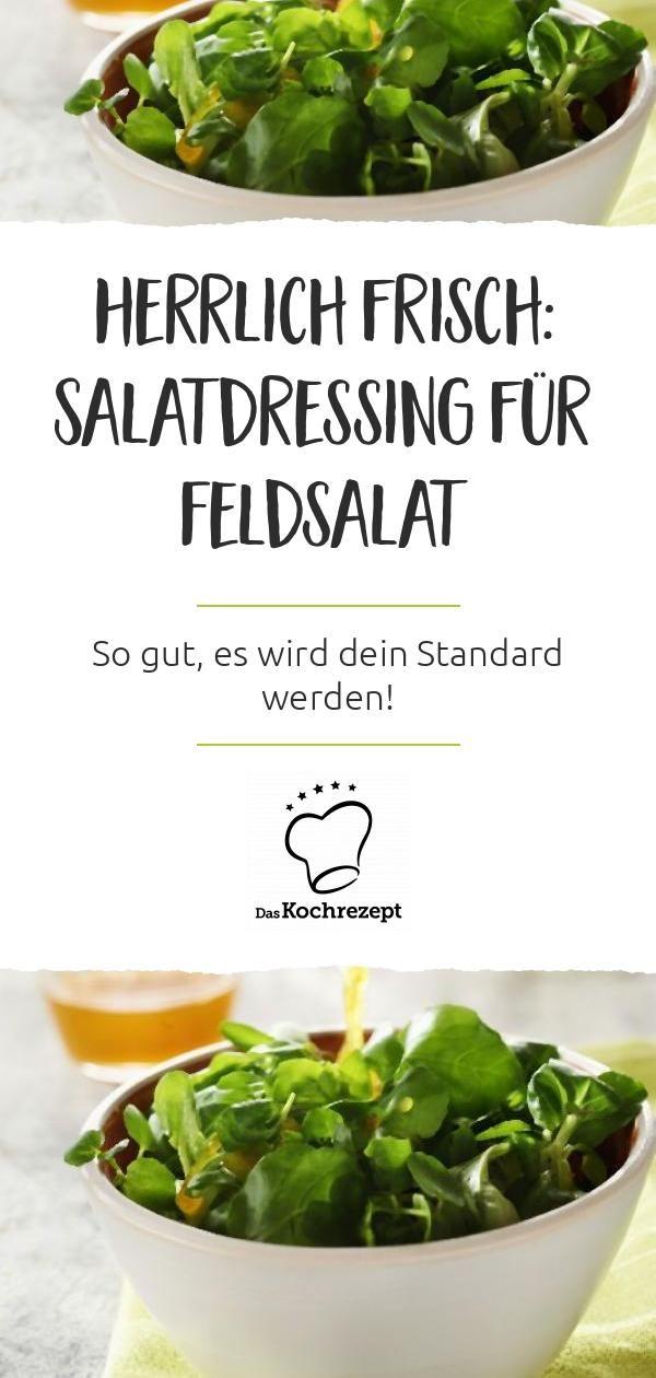 Photo of Salad dressing for lamb's lettuce