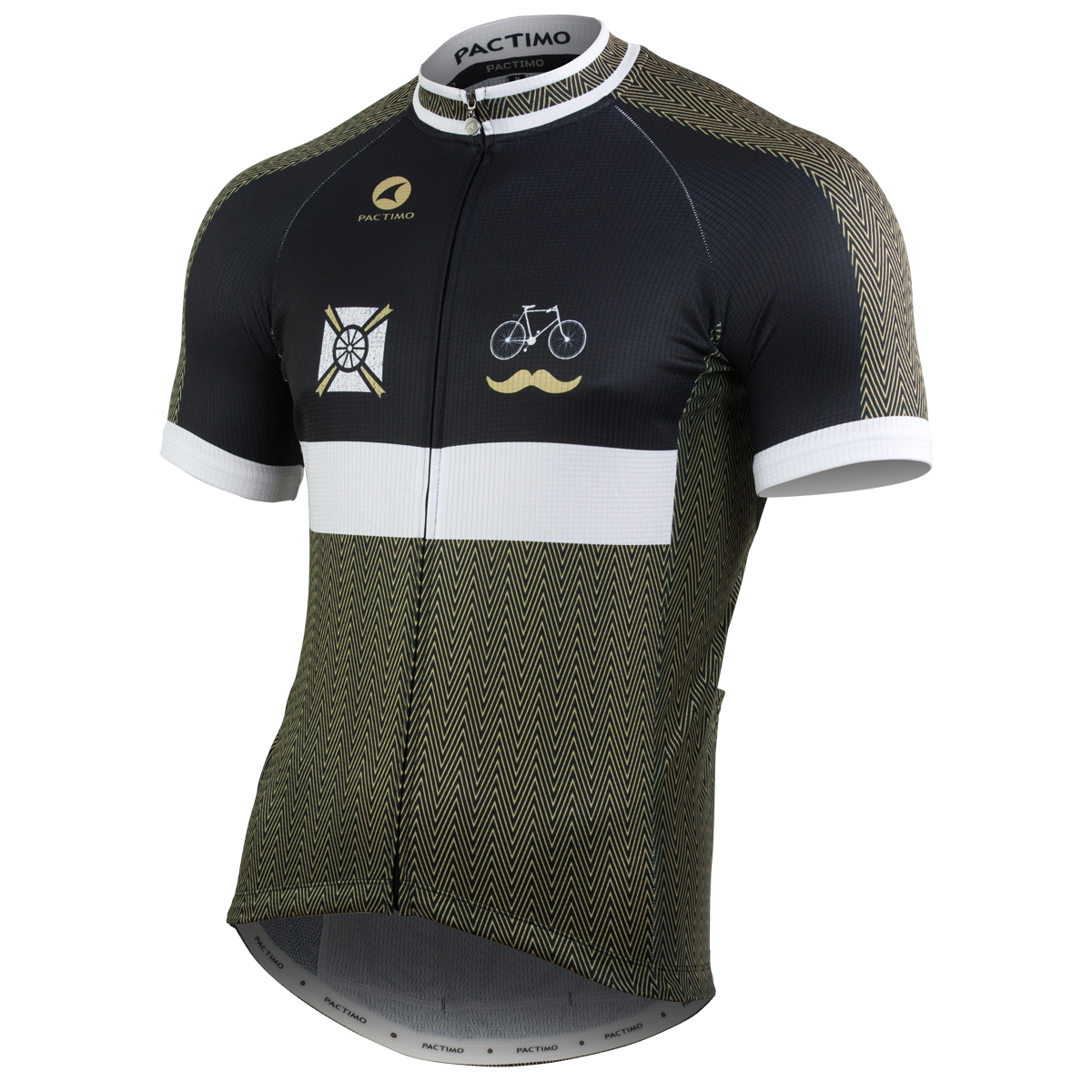 Klein Goldman Tweed Cycling Jersey and Shorts | Unique Bike Gear Designs |  Pactimo. Maillot CiclistaCiclismo ...