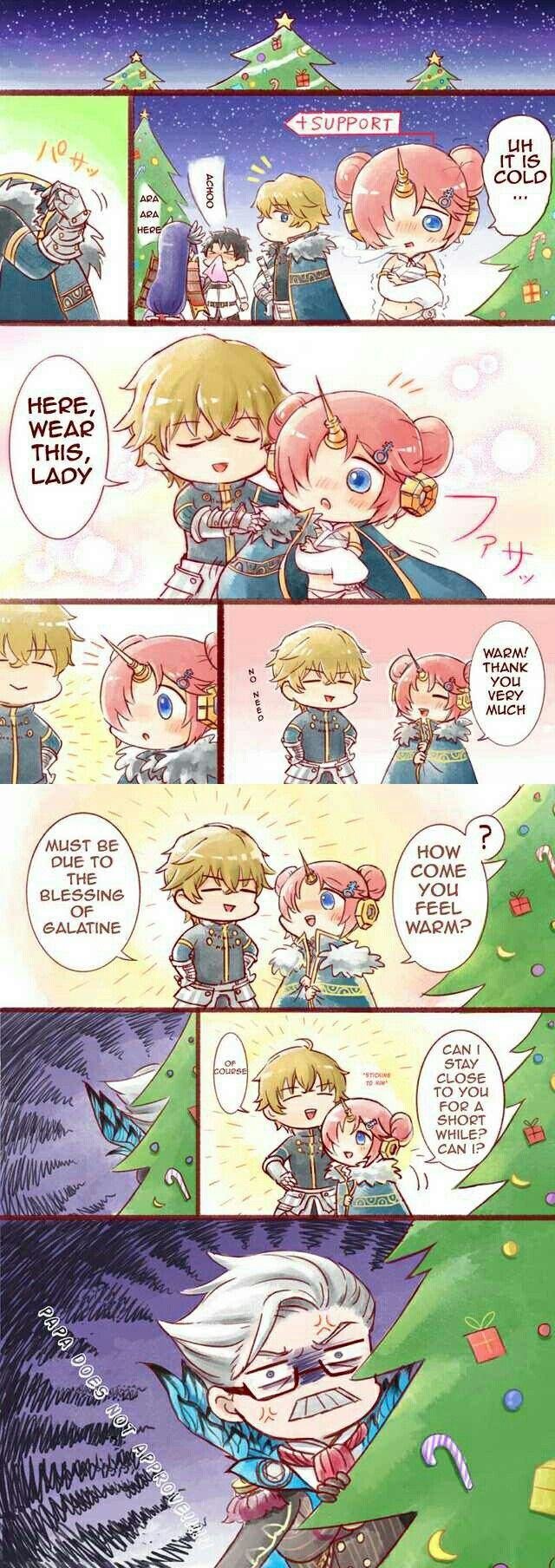 Pin by waifufufuhunter on fgo family
