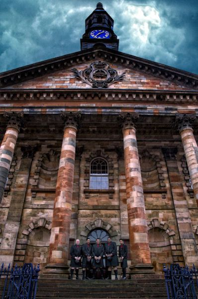 Information On Weddings At St Andrews In The Square Glasgow And Particular Features Of This Wedding Venue Which Relate To Photography