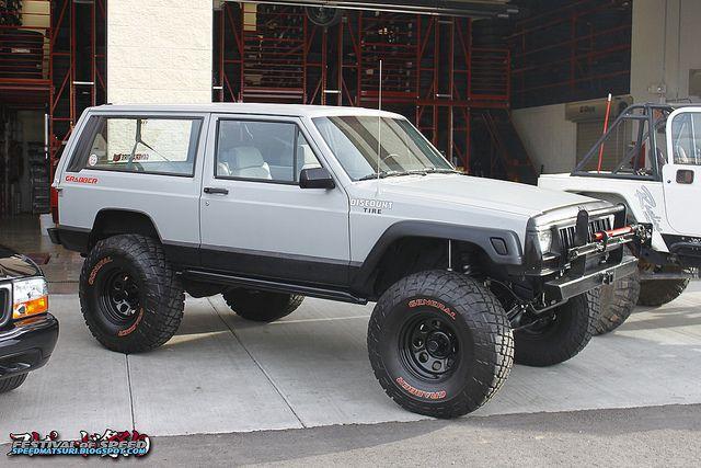 Pin En Jeep Cheroke Coupe