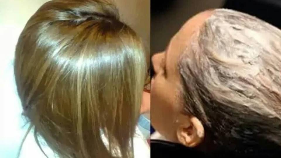 وصفة البابونج و الياغورت لصبغ الشعر باللون الأشقر الطبيعي Hair Styles Skin Treatments Beauty