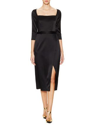dfa9cfe677a Work the room in trendsetting cocktail dresses, separates, and sleek ...