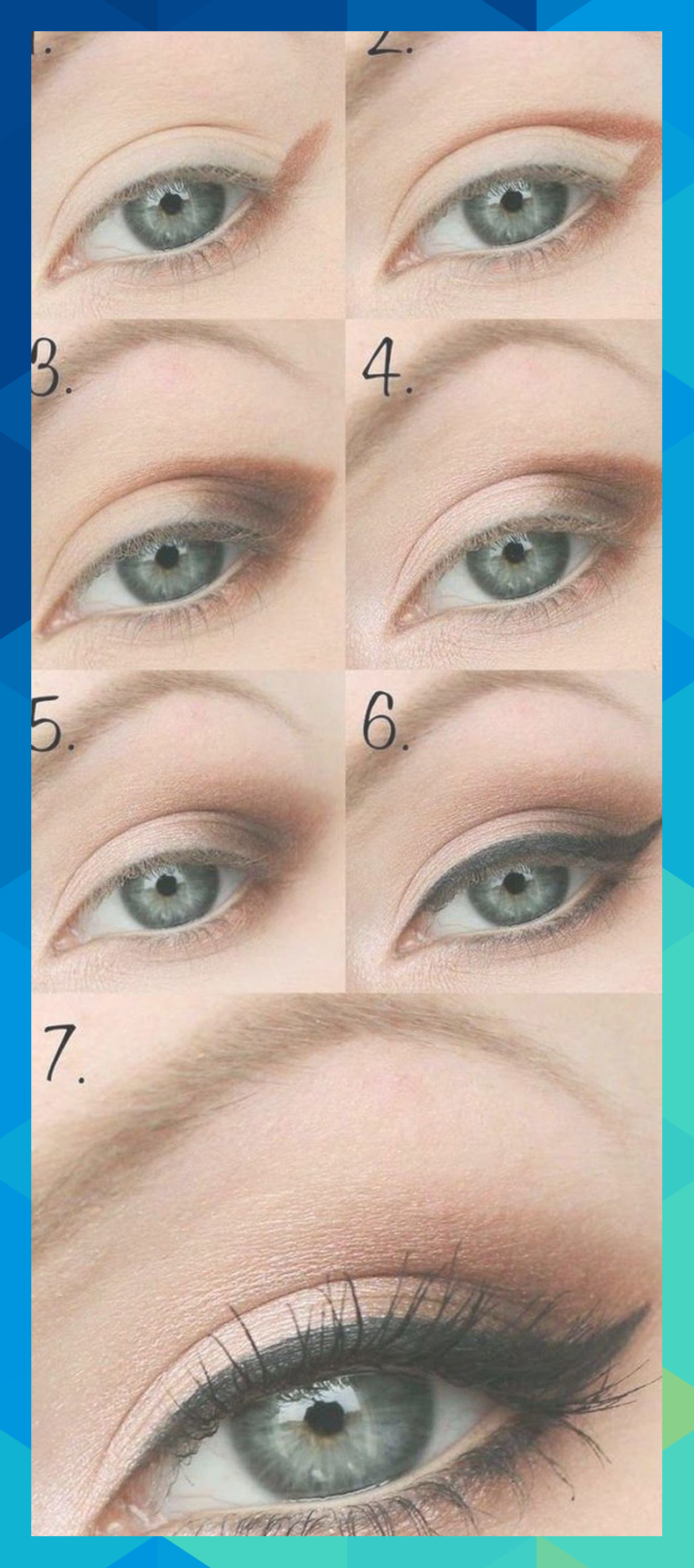 Nice 30+ Easy Eye Makeup Tutorials Ideas For Beginners To