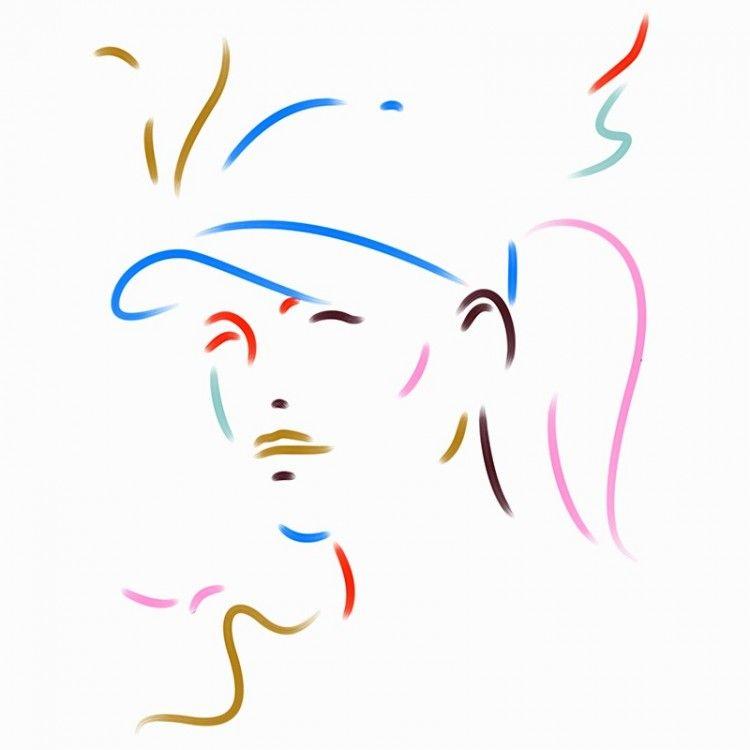 Illustrator Sara Andreasson